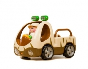 Tolo Toys FIRST FRIENDS SAFARI VEHICLE