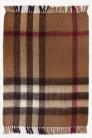 Heritage Weavers Super soft Mohair Throw - 130 x 180cms