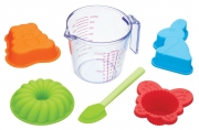 Kitchencraft Let's Make Children's 6 Piece Jelly Making Kit