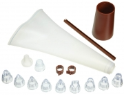 Kitchencraft Sweetly Does It Jane Asher 16 Piece Easy Icing Set