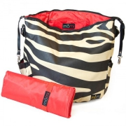 momi City Safari Baby Bag