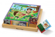 Melissa and Doug Old Testament Cube Puzzle
