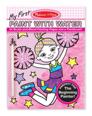 Melissa and Doug My First Paint With Water - Pink