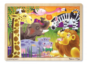 Melissa and Doug African Plains (24 pc)