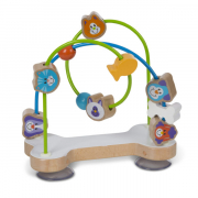 Melissa and Doug First Play Pets Bead Maze