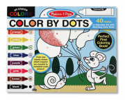 Melissa and Doug Colour By Dot