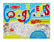 Melissa and Doug Wacky Animals - Googly Eyes