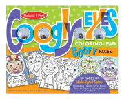Melissa and Doug Wacky Faces - Googly Eyes