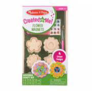 Melissa and Doug Flower Magnets