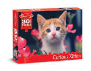 Melissa and Doug Curious Kitten Jigsaw Puzzle (30 pc)