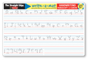 Melissa and Doug Handwriting Write-A-Mat (6 in a bundle)