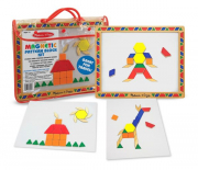 Melissa and Doug Magnetic Pattern Block