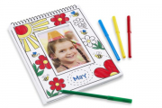 Melissa and Doug Month-by-Month Flip Frame