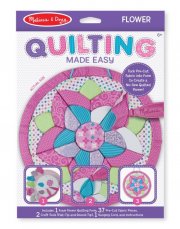 Melissa and Doug Quilting Flower