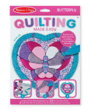 Melissa and Doug Quilting Butterfly
