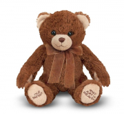 Melissa and Doug Lord's Prayer Bear - press hands to hear the prayer