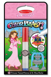 Melissa and Doug Colour Blast Princess