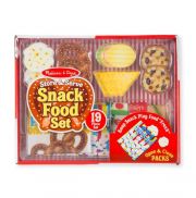 Melissa and Doug Store & Serve Snack Food Set