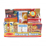 Melissa and Doug Let's Play House! Grocery Boxes