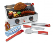 Melissa and Doug Rotisserie & Grill Barbecue Set