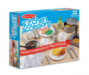 Melissa and Doug Kitchen Accessory Set - (Not wood)