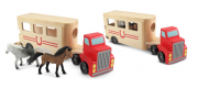 Melissa and Doug Horse Carrier