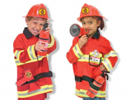 Melissa and Doug Fire Chief Role Play Set