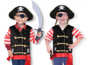 Melissa and Doug Pirate Role Play Set