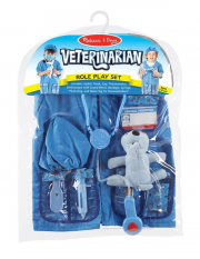 Melissa and Doug Veterinarian Role Play Set