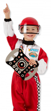 Melissa and Doug Race Car Driver Role Play