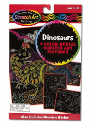Melissa and Doug Colour Reveal Dinosaurs