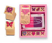 Melissa and Doug Butterfly and Hearts