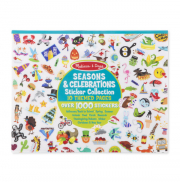 Melissa and Doug Sticker Collection - Seasons and Celebrations