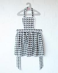 Handmade By Me Aprons (Vintage Style) - Sky Blue or Black