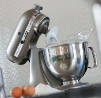 KitchenAid Artisan Stand Mixer - Chrome or brushed nickel