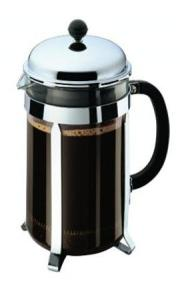 Bodum Chambord Coffee Maker 12 cup in gift box