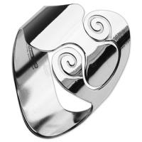 Carrol Boyes NAPKIN RING - double coil