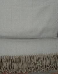 Exclusive Home Fashions VALDEZ beige throw - 150x270cm